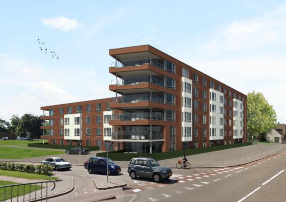 Syntrus zet 86 gasloze appartementen in Apeldoorn