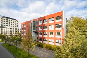Wat kostte kantoorpand Madoura in Den Haag?