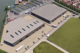 DHG verhuurt 4.700 m2 bedrijfsruimte in Dordrecht