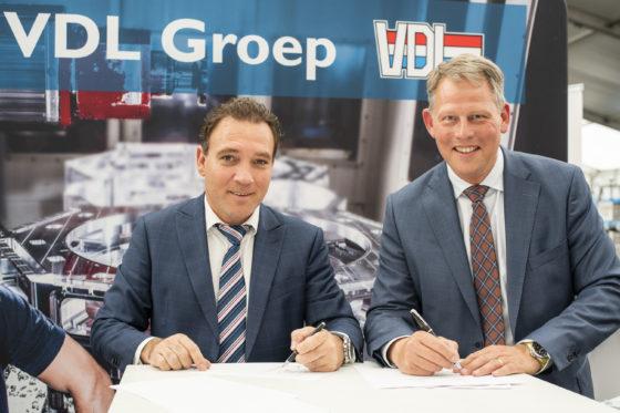 VDL Groep: Uitbreiding op Kempisch  Bedrijvenpark