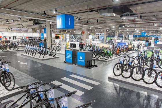 Fietsenwinkel Mantel Utrecht