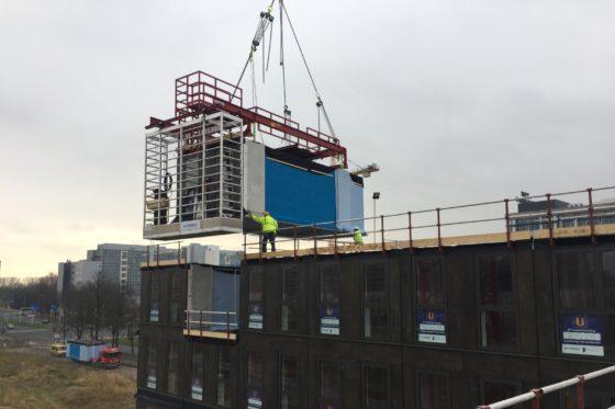 Modulair bouwen prominent in duurzaam bouwproces