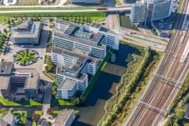 Konica Minolta huurt 2.400 m2 kantoor in Hoofddorp