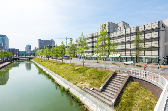 Spaces huurt 8.254 m2 kantoor in Utrecht