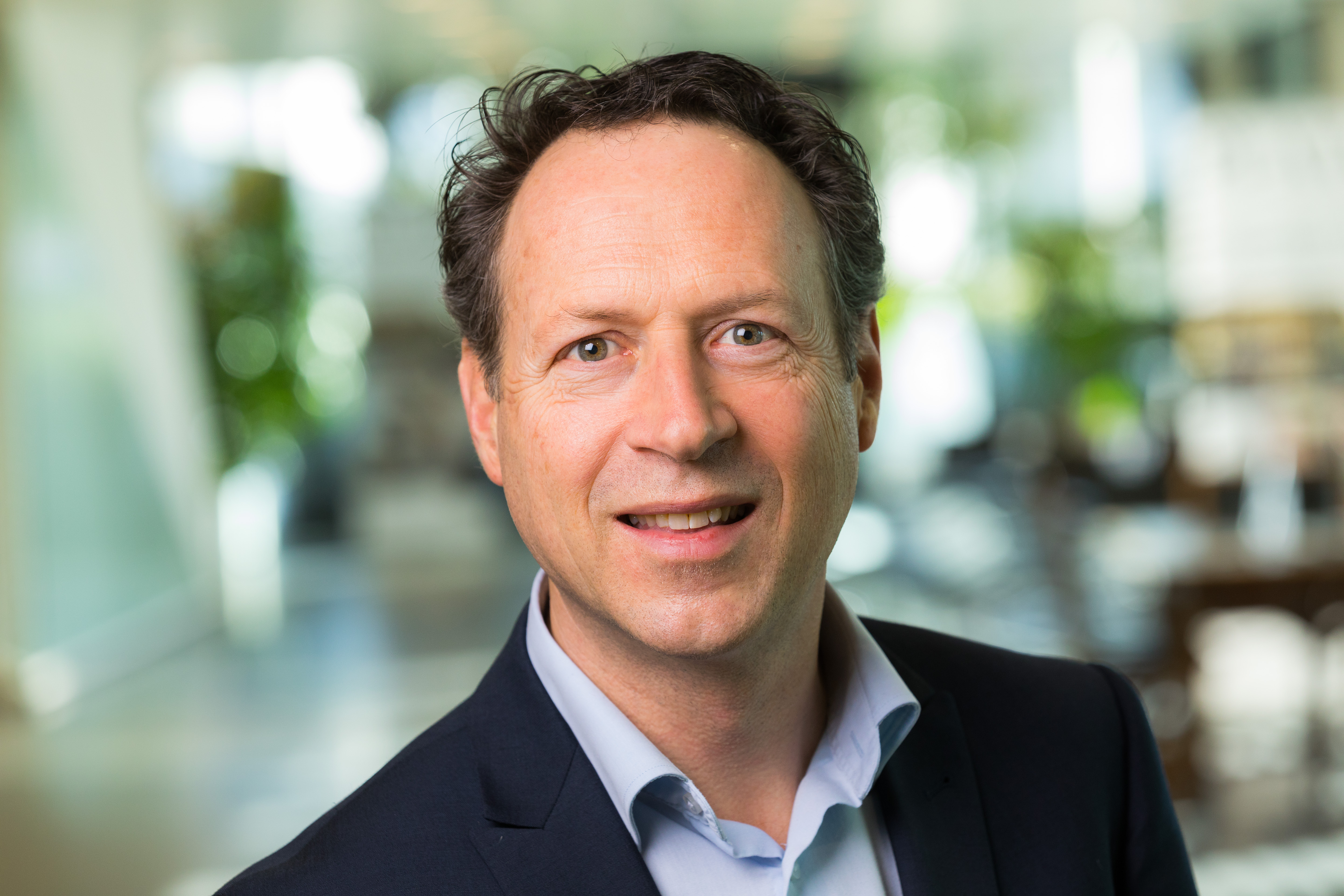 'Geleidelijkheid is de weg naar evenwicht op kantorenmarkt'