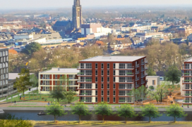 Zestig appartementen voor beleggers in Weertse pijplijn