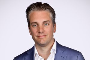 Matthijs Storm nieuwe CEO Wereldhave