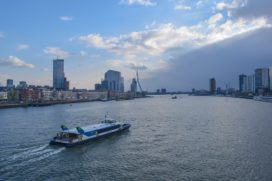 Rotterdam: Moderne haven en stadsontwikkeling hand in hand