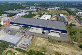 Crane Worldwide Logistics huurt  magazijnruimte in Tilburg