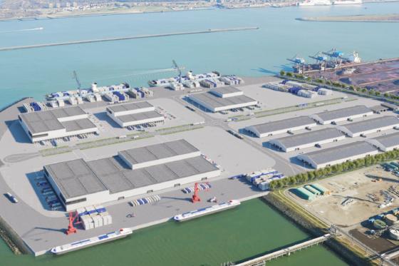 Rotterdam krijgt grote food hub