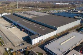 Logistiek complex van 31.000 m² verhuurd in Tilburg