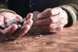 Dekking grootste pensioenfondsen onder de 90 procent
