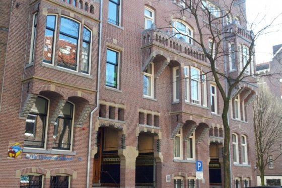 Particuliere school huurt geheel pand Amsterdam Zuid