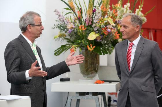 Cyril van den Hoogen en Tom Berkhout