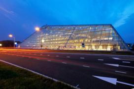 Markant kantoorgebouw Crystalic in Leeuwarden verkocht