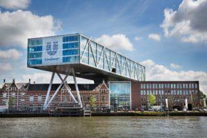 Unilever verruilt De Brug voor Hofplein