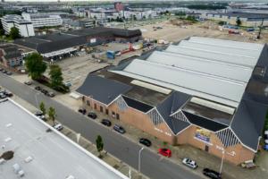 Stena Realty verhuurt 3.660 m2 bedrijfsruimte op Lage Weide
