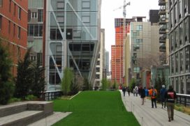 High Line scenario lonkt voor voormalig tracé Hofpleinlijn