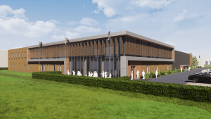 Hercuton bouwt zorgcentrum in Assen