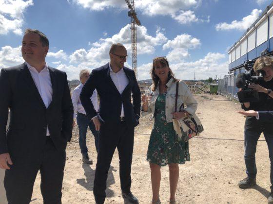 Sebastian Sommer, Marcel Herben,Marja Ruigrok