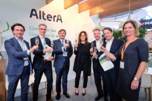 Altera ontvangt als eerste Breeam voor volledige winkelportefeuille