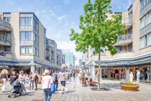 Kroonenberg koopt Almeerse winkels van Klépierre