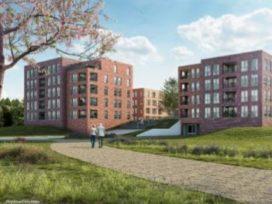 Bpf Koopvaardij belegt in 67 woningen in Nijmegen