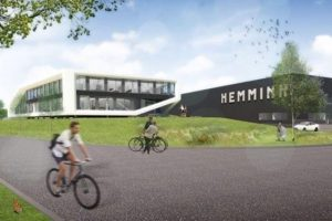 Hemmink Groep bouwt logistiek op Marslanden Zwolle