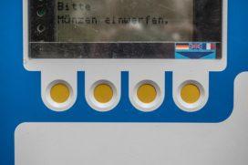 Online veiling volautomatische parkeerplaatsen
