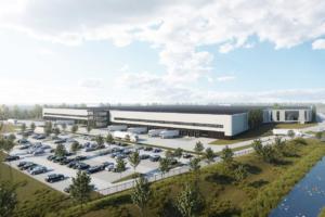 Somerset ontwikkelt DC van 40.000 m2 voor online apotheek bij Venlo