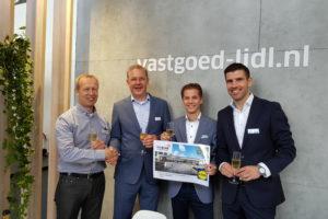 Lidl en de Ten Brinke Group: twee nieuwe supermarkten
