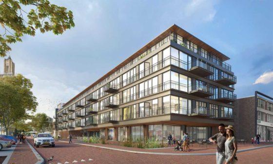 58 appartementen in tijdelijke stadhuis Arnhem