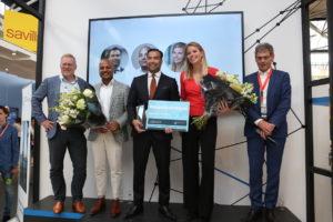 Lars van Engelen jong vastgoedtalent van 2019