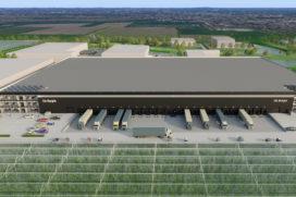 Wayland Real Estate ontwikkelt dc in Waddinxveen