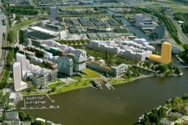 Start selectie voor kavel 5 in Amstelkwartier fase 2