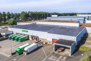 RBMT verhuurt 6.000 m2 aan Huhtamaki in Leeuwarden