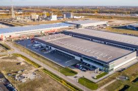DHG verhuurt 3.992 m2 logistiek