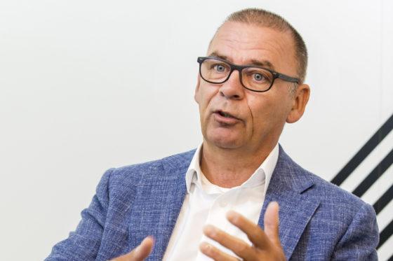 Eddy Smit (MVGM): 'We groeien om te innoveren'