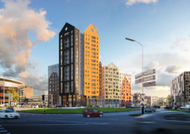 Syntrus Achmea koopt 235 woningen in Eindhoven