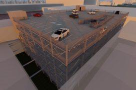 Overeenkomst voor parkeergarage Schiphol Logistics Park