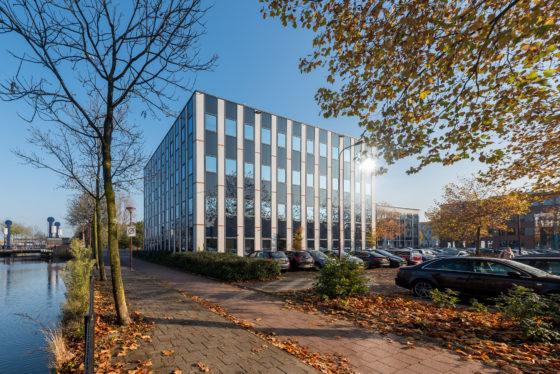 Wat ving NSI voor kantoor in Nieuwegein?