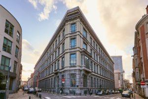 CBRE GI koopt kantoor EU voor 131,5 miljoen