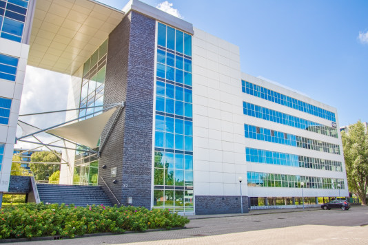 Regus huurt 2.400 m2 in Sirius Building Leiden