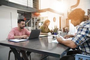 Veel groeipotentie voor flexibele werkplekken