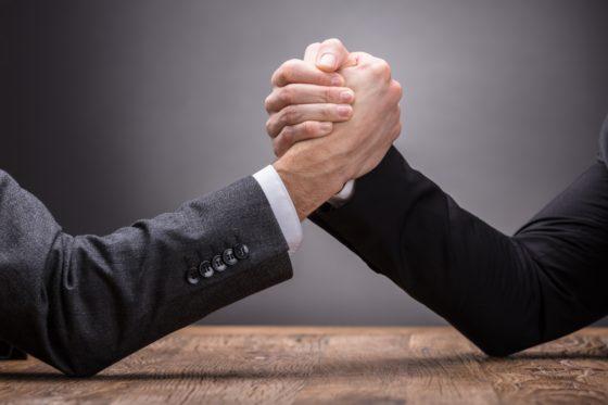Armpje drukken met Primark: de tegenstanders