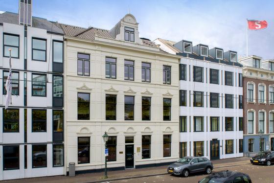 Stichting Slachtofferhulp Nederland huurt aan Koninginnegracht Den Haag