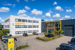 Hiltermann huurt voormalig hoofdkantoor Somfy