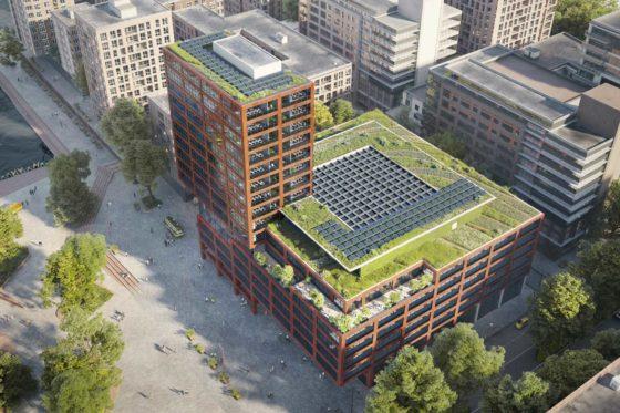 Edge verkoopt Hamburgs kantoor aan Allianz
