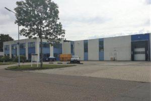 Bedrijfsruimte verhuurd aan Diamantlaan in Hoofddorp