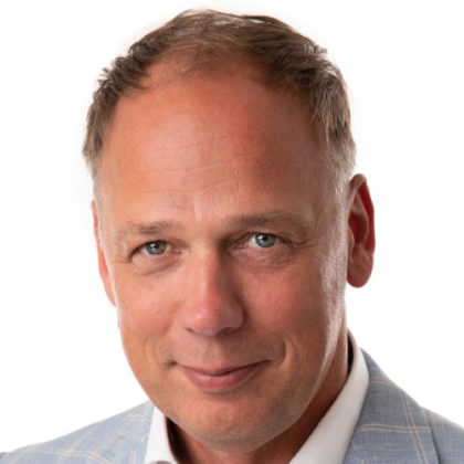 Harry Veenhuizen technisch manager bij Savills